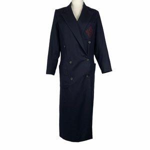Vintage Ralph Lauren 100% Wool Coat made in USA 6